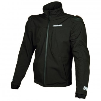 Motorcycle Jackets Booster Basano Soft Black