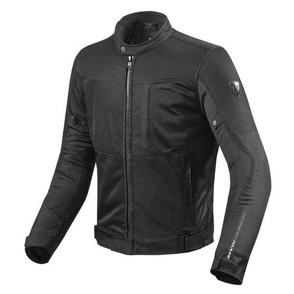 Motorcycle Jackets REV'IT Vigor Black