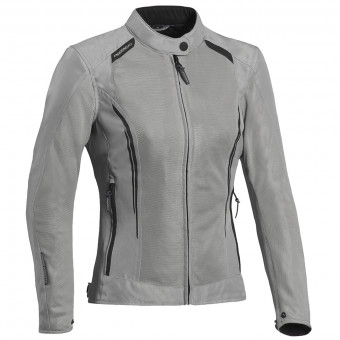 Motorcycle Jackets Ixon Cool Air Lady Beige