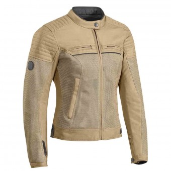 Motorcycle Jackets Ixon Filter Lady Sand