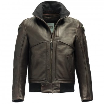Motorcycle Jackets Blauer Thor Brown