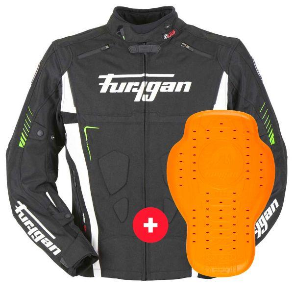 Furygan Viper 2 d3o ® Dorsale Moto Sport Touring