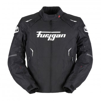 Motorcycle Jackets Furygan WB-07 Black