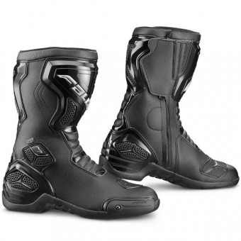 Motorcycle Boots Falco 317 Oxegen 2 Waterproof Black