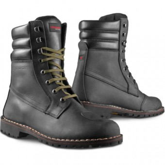 Motorcycle Boots Stylmartin Indian Black