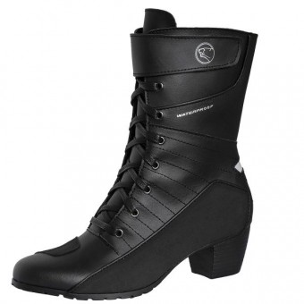 Motorcycle Boots Bering Lady Tera Black