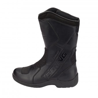 Motorcycle Boots Bering X-Tourer Black