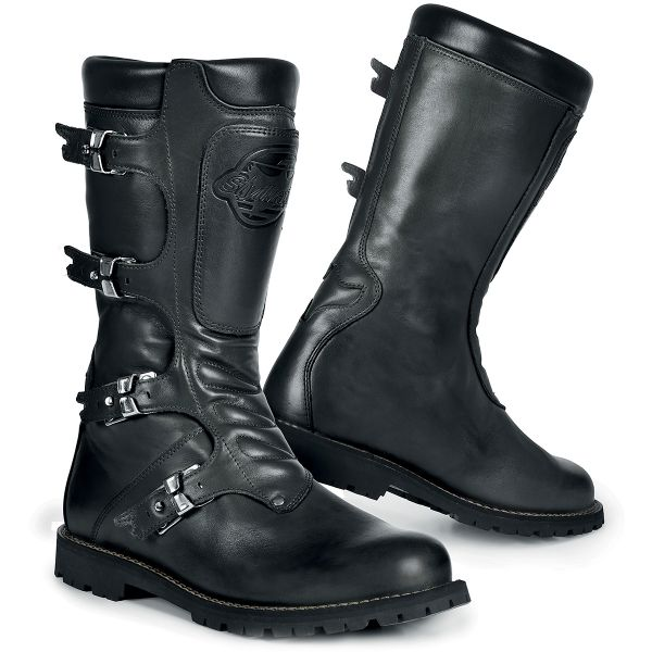 Motorcycle Boots Stylmartin Continental Black