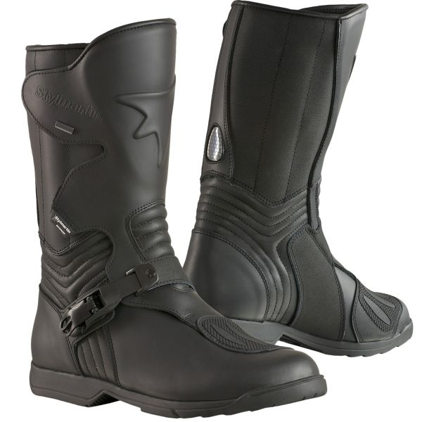 Motorcycle Boots Stylmartin Delta RS Black