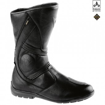 Motorcycle Boots Dainese Fulcrum C2 Gore-Tex Black