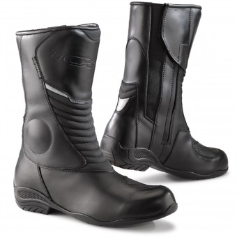 Motorcycle Boots TCX Lady Aura Plus Waterproof Black
