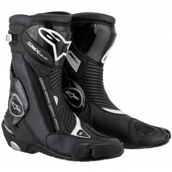 Motorcycle Boots Alpinestars SMX Plus Black