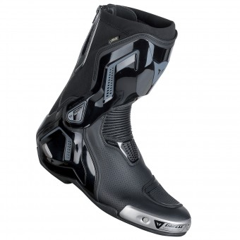 Motorcycle Boots Dainese Torque D1 Out Gore-Tex Black Anthracite