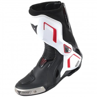 Motorcycle Boots Dainese Torque D1 Out Lady Black White Red