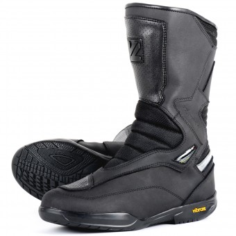 Motorcycle Boots V'Quattro Tourer Sympatex Black