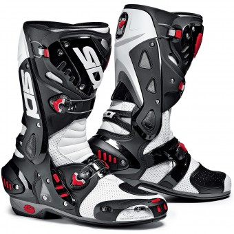 Motorcycle Boots SIDI Vortice Air Black White