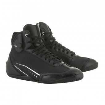 Motorcycle Shoes Alpinestars Stella AST-1 Drystar Black