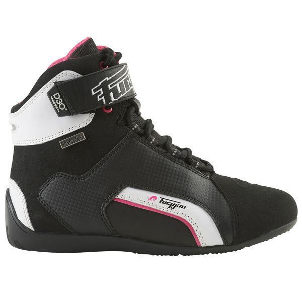 Furygan Jet Lady D3O Sympatex Black Pink