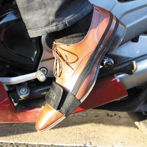 Motorcycle Shoes Chaft Shoe Protector Deluxe