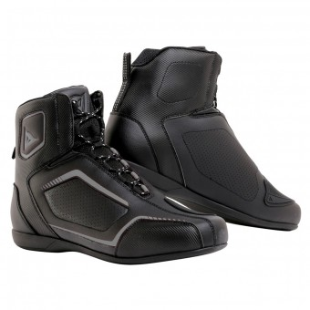 Motorcycle Shoes Dainese Raptors Black Anthracite