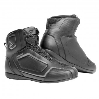 Motorcycle Shoes Dainese Raptors Lady D-WP Black Anthracite