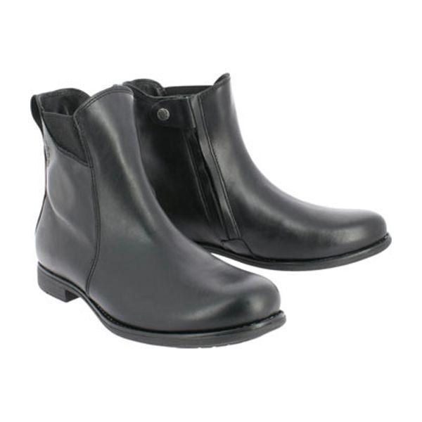 Motorcycle Shoes Soubirac Texas II Black