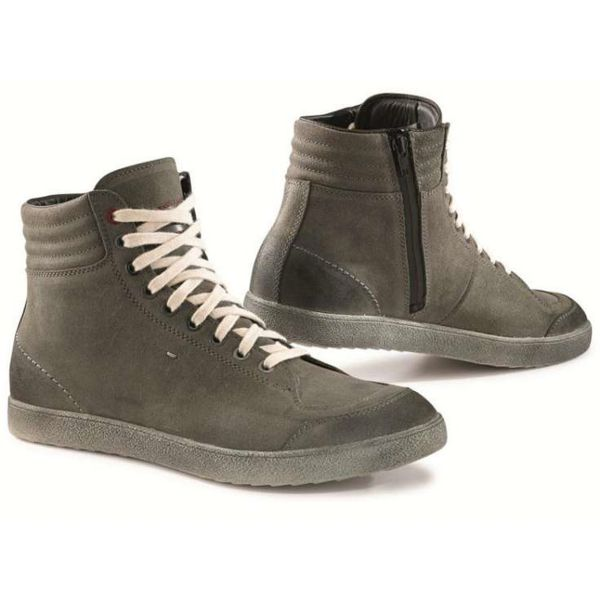 Motorcycle Shoes TCX X-Groove Waterproof Urban Grey