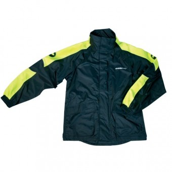 Rain Jackets & Coats Bering Jacket Maniwata Yellow Fluo