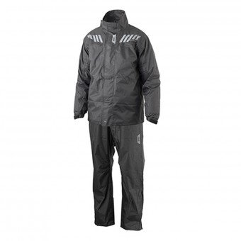 Rain Jackets & Coats Givi Waterproof Suit Comfort Black 3000mm