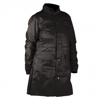 Rain Jackets & Coats V'Quattro Mama Black Lady Rain Trench