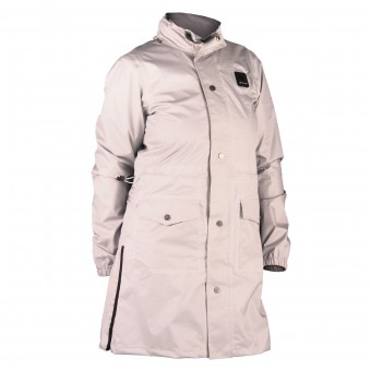 Rain Jackets & Coats V'Quattro Mama Cream Lady Rain Trench