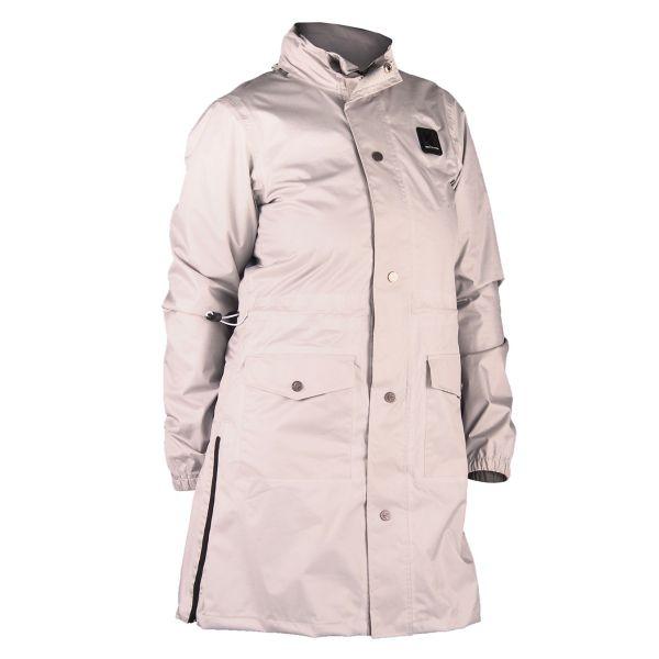 Rain Jackets & Coats V'Quattro Mama Cream Lady Rain Trench