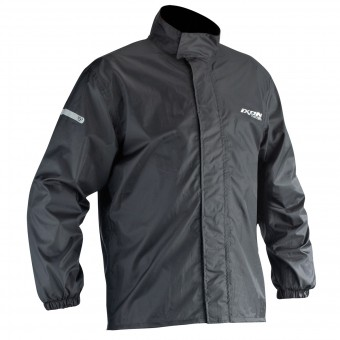 Rain Jackets & Coats Ixon Compact Jacket Black