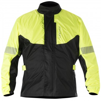 Rain Jackets & Coats Alpinestars Hurricane Rain Jacket Yellow Fluoro