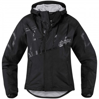 Rain Jackets & Coats ICON PDX 2 Woman Black