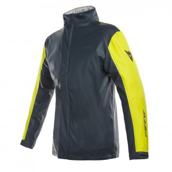 Rain Jackets & Coats Dainese Storm Lady Antrax Yellow Fluo