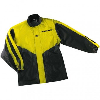 Rain Jackets & Coats Ixon Jacket Neon Yellow Fluo