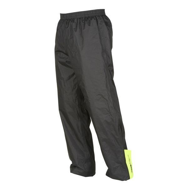 Rain Pants Furygan Raint Pant Black Yellow Fluo