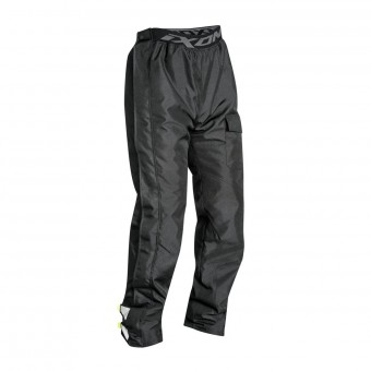 Rain Pants Ixon Sentinel Black Yellow Fluo