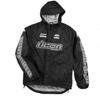 Rain Jackets & Coats ICON PDX Shell Black