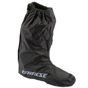 Over-Gloves and Over-Boots Dainese Rain Overboots Black