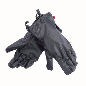 Over-Gloves and Over-Boots Dainese Rain Overgloves Black