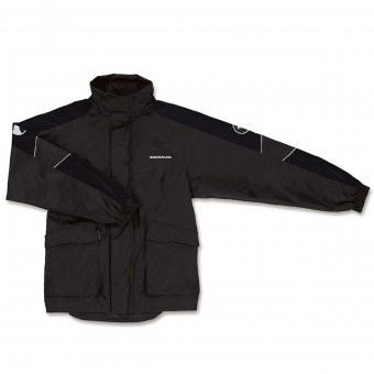 Rain Jackets & Coats Bering Maniwata Black Coat