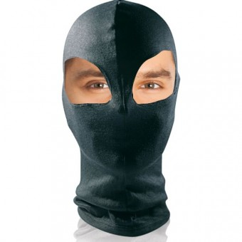 Motorcycle Balaclavas Darts Owl Cotton Black