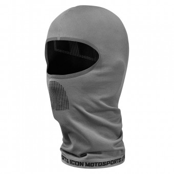 Motorcycle Balaclavas ICON Performance Balaclava Charcoal