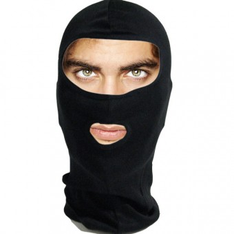 Motorcycle Balaclavas DG Window Et Bouche Silk
