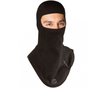 Motorcycle Balaclavas Ixon Fit Hood Black