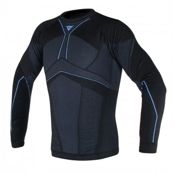 Base Layer Shirts Dainese D-Core Aero Tee LL Black Blue