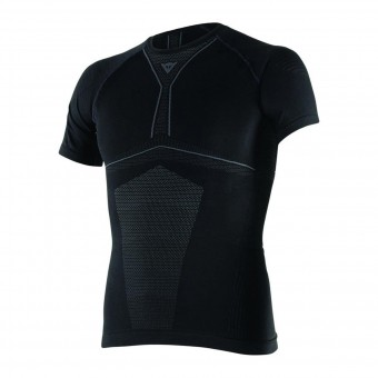 Base Layer Shirts Dainese D-Core Dry Tee SS Black