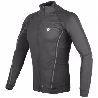 Base Layer Shirts Dainese D-Core No-Wind Thermo Tee Black